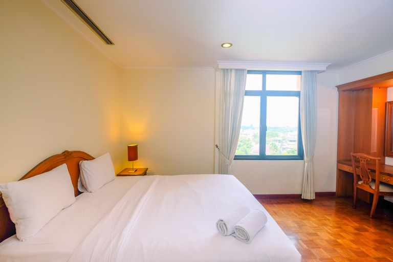 Spacious with Strategic Place @ 2BR Kusuma Chandra Apartment By Travelio, South Jakarta