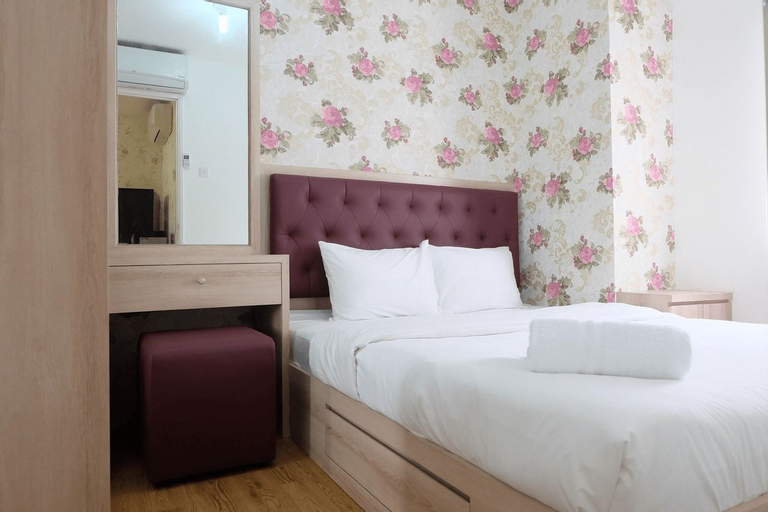 Relaxing 3BR Apartment at Bassura City near Shopping Mall By Travelio, East Jakarta