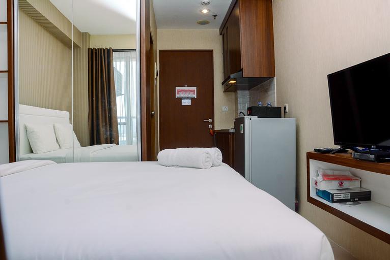Mini Studio Room Apartment at Tifolia By Travelio, East Jakarta