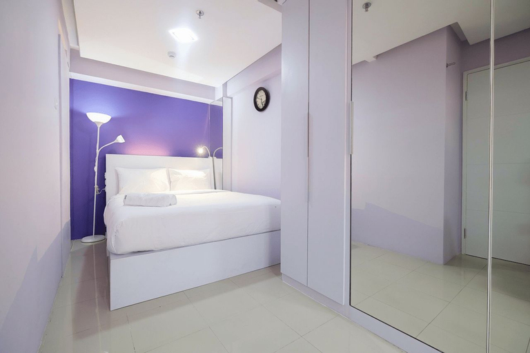 Homey 1BR Apartment @ Bassura City By Travelio, East Jakarta