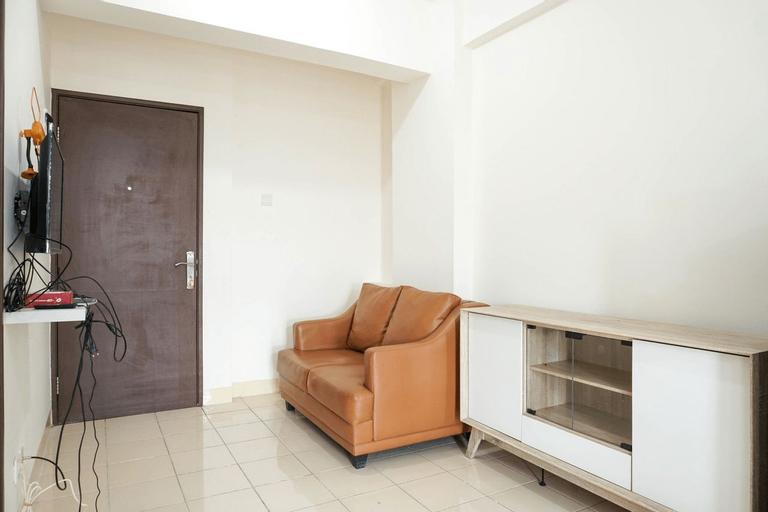 Minimalist 2BR Apartment at Puri Park View By Travelio, West Jakarta