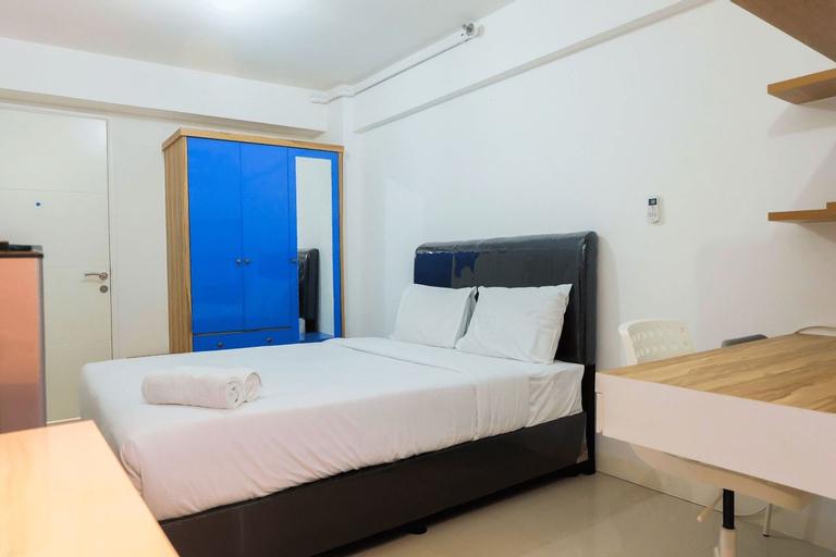 Comfy Studio Bassura City Apartment By Travelio, East Jakarta