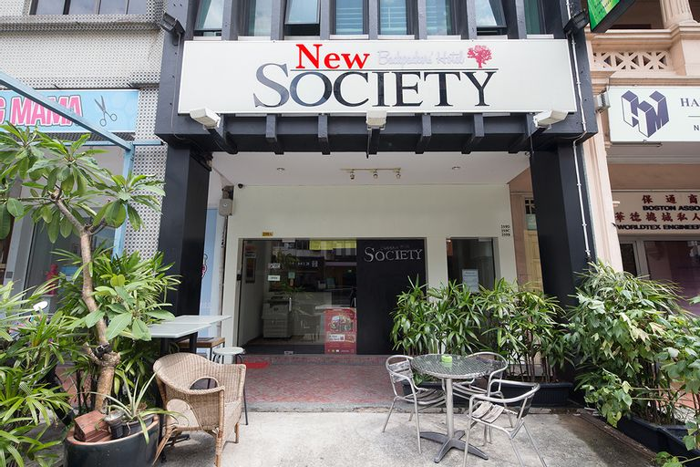 New Society Backpackers Hostel, Rochor