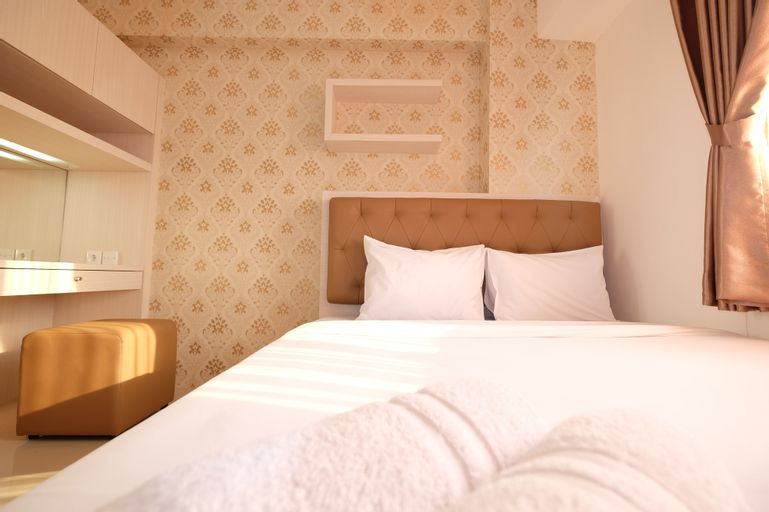 Cozy 2BR Bassura City Apartment with Mall Access By Travelio, East Jakarta