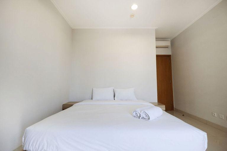 Stylish 2BR @ The Mansion Kemayoran Apartment By Travelio, North Jakarta