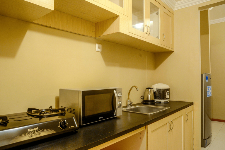 Big 2 BR (76 sqm) Apartment Grand Palace/Pallazo Kemayoran By Travelio, Central Jakarta