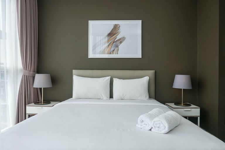 Exquisite 3BR Residence at Ciputra International Apartment By Travelio, West Jakarta