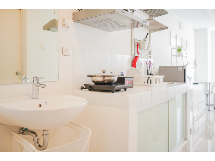 Highest Value Studio Apartment at Silk Town Alexandria By Travelio, Tangerang