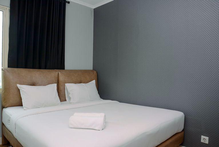 Simple Living 2BR Apartment City Home near MOI Kelapa Gading By Travelio, North Jakarta