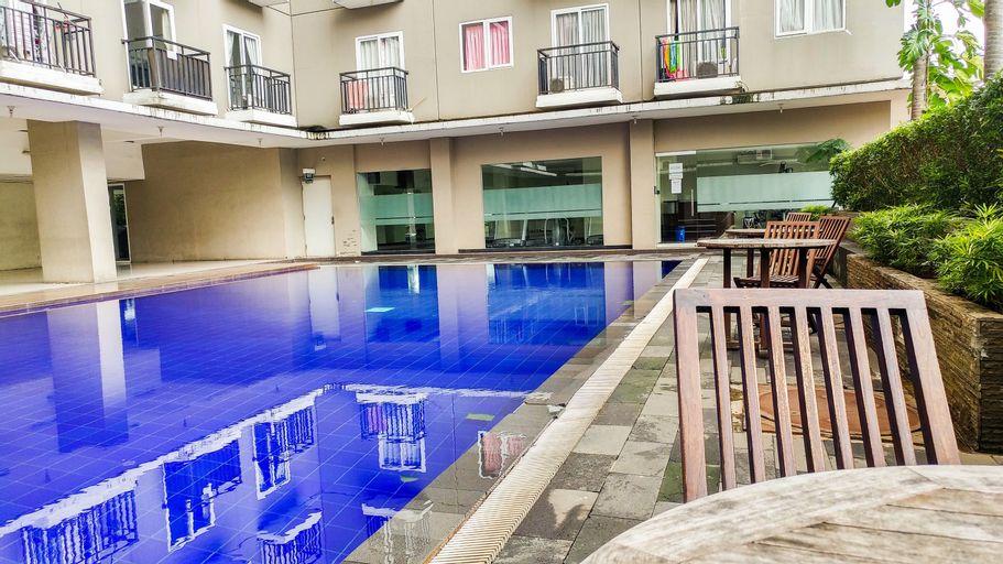 Great Location Sunter Park View Studio Apartment By Travelio, Jakarta Utara