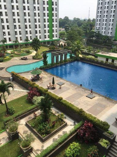 Heri Rooms @ Apt Green Lake View, Tangerang Selatan