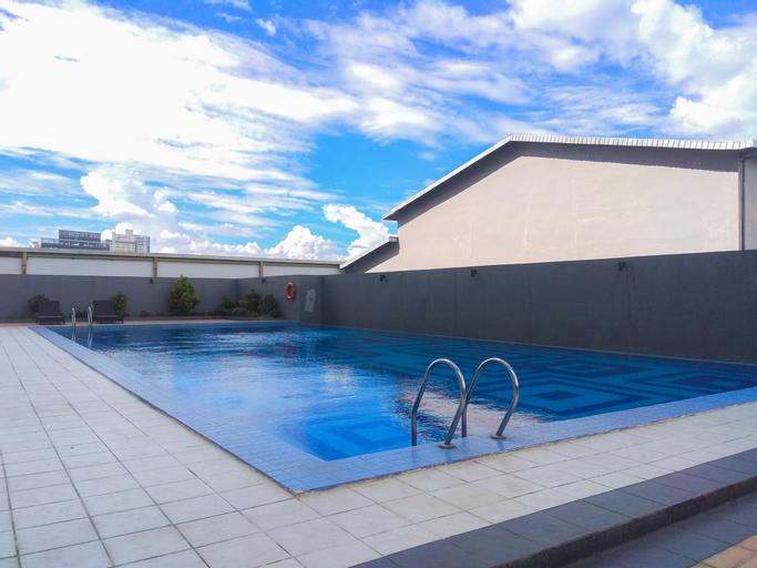 Minimalist Studio Park View Condominium Apartment near Mall By Travelio, Depok