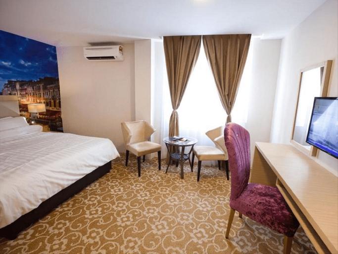 Pingsa Hotel, Penang Island