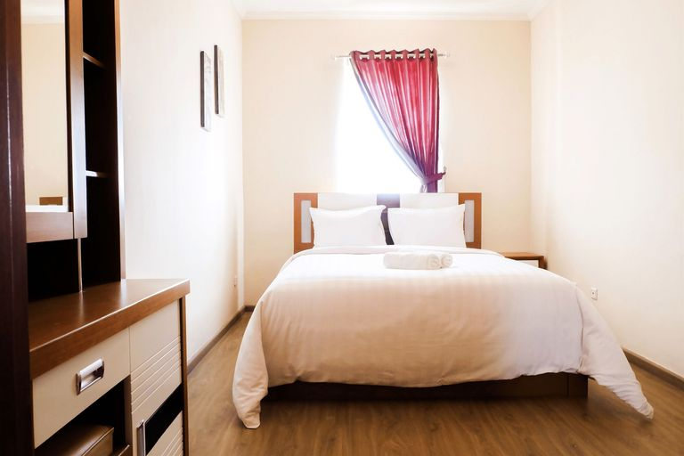 3BR Grand Palace Kemayoran Apartment For Lifestyle Living By Travelio, Jakarta Pusat