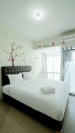 Homey Studio at Grand Dhika City Apartment By Travelio, Bekasi