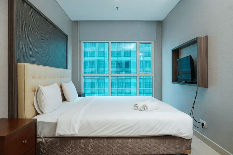 2BR Apartment at Central Park Residence near Mall By Travelio, Jakarta Barat