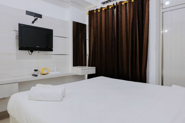 Simple Studio Room at Poris 88 Apartment By Travelio, Tangerang