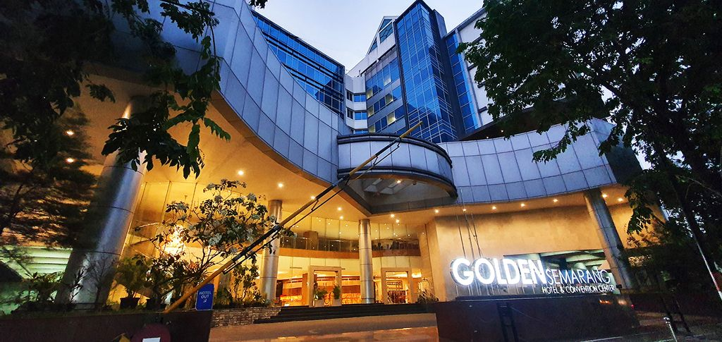 Golden City Hotel & Convention Center, Semarang