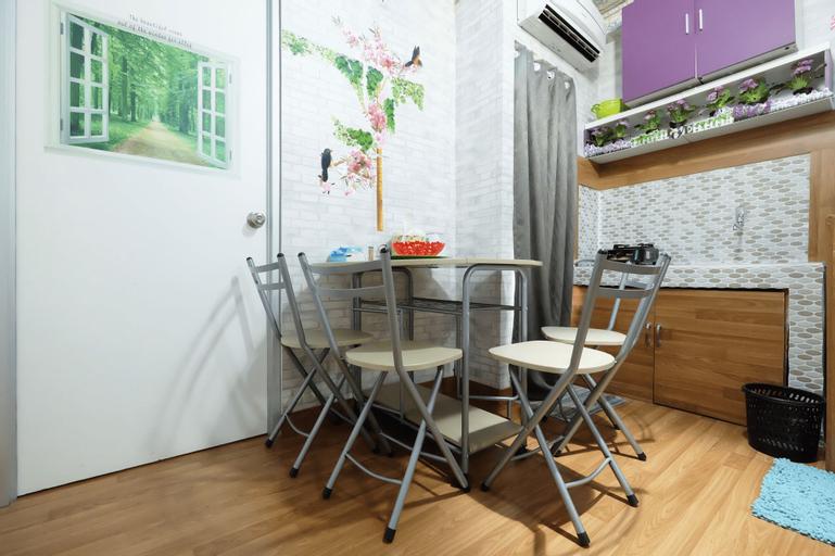 Best Price 3BR Greenbay Apartment beside Baywalk By Travelio, North Jakarta