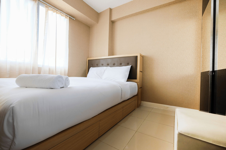 Homey 2 BR Bassura City Apartment By Travelio, East Jakarta