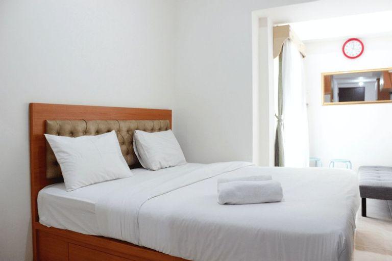 Compact Studio Tamansari Panoramic Apartment By Travelio, Bandung