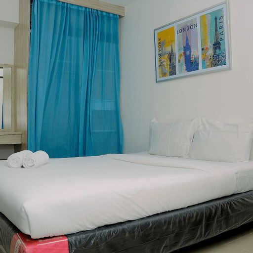 Cozy Living Studio Apartment at Bassura City By Travelio, East Jakarta