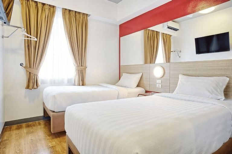 Red Planet Manila Amorsolo - For Quarantine Stays, Makati City