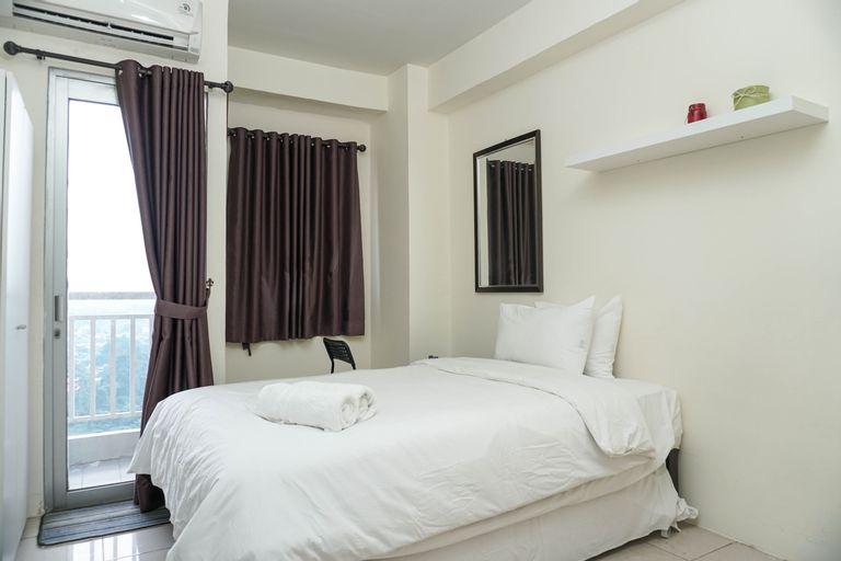Cozy Stay and Relax @ Studio Pakubuwono Terrace Apartment By Travelio, Jakarta Selatan