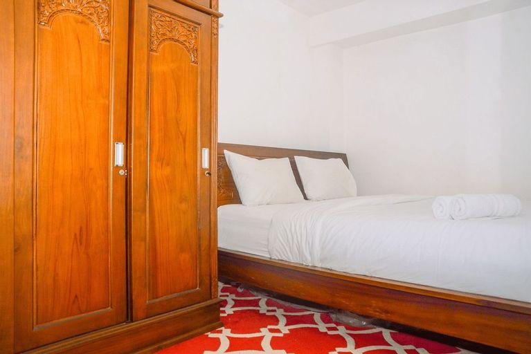 Comfy and Beautiful 1BR at Tamansari The Hive Apartment By Travelio, Jakarta Timur