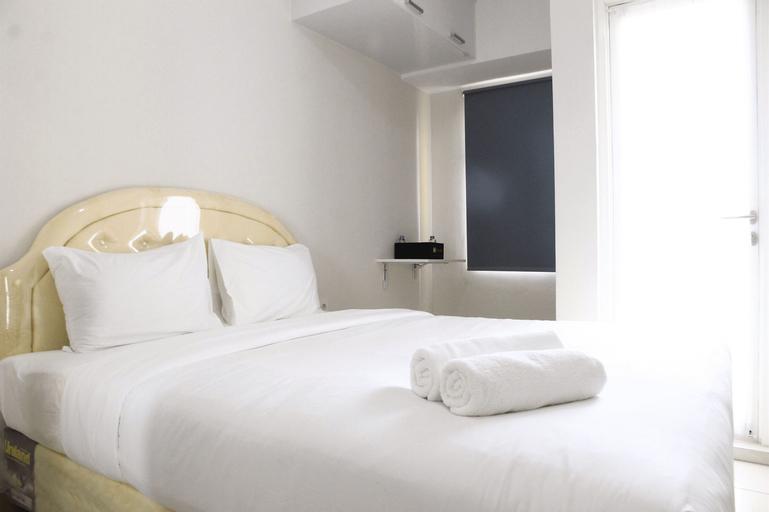 Furnished Studio Apartment @ The Springlake Summarecon By Travelio, Bekasi