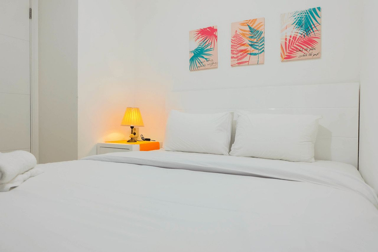 Pleasant 2BR Apartment at Bassura City near Shopping Mall By Travelio, East Jakarta