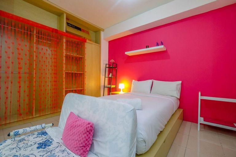 Modern and Comfort Stay @ Studio Pakubuwono Terrace Apartment By Travelio, Jakarta Selatan