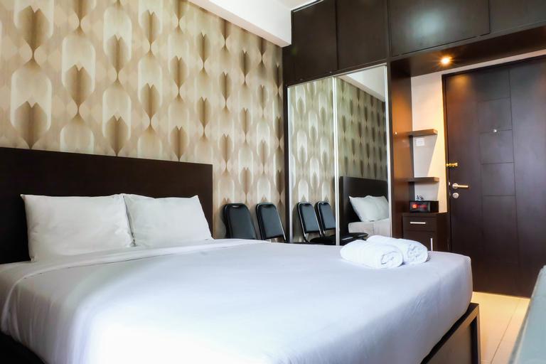 Good Studio 23 Kebagusan City Apartment By Travelio, Jakarta Selatan