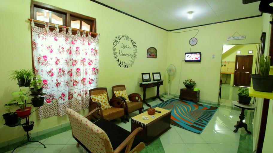 Djava Homestay Lempuyangan, Yogyakarta