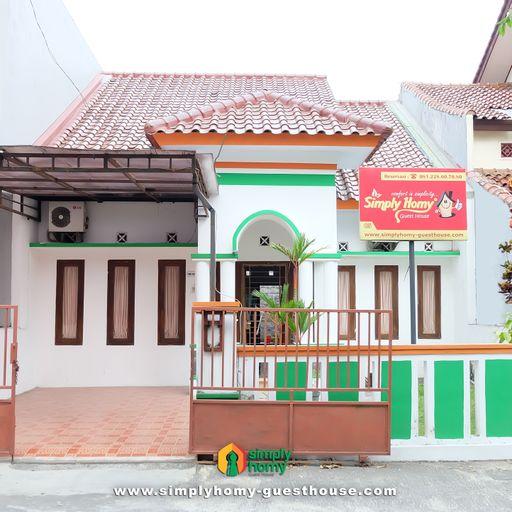 Simply Homy Monjali (3BR near Jogja City Mall), Sleman