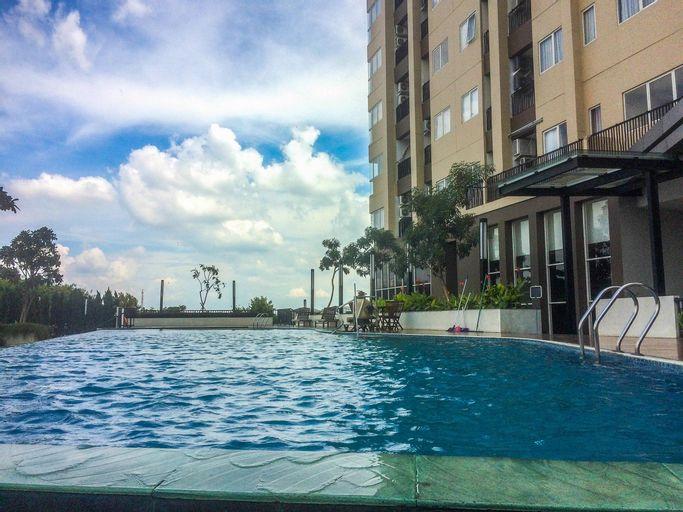 Comfortable 2BR @The Oasis Apartment By Travelio, Cikarang