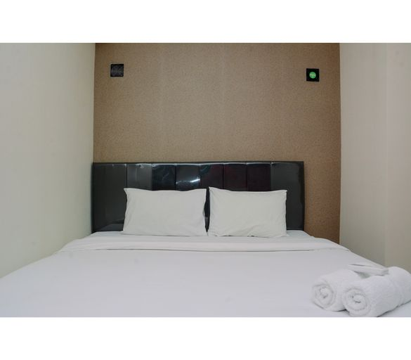 Minimalist 2BR Apartment at Green Pramuka By Travelio, Central Jakarta