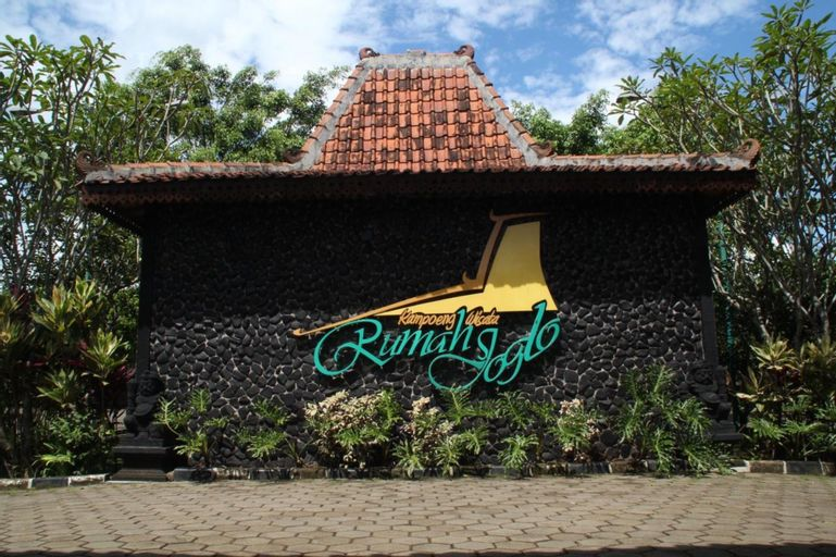 Kampoeng Wisata Rumah Joglo, Bogor