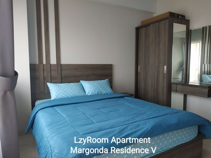 LzyRoom Apartment Margonda Residence IV & V, Depok