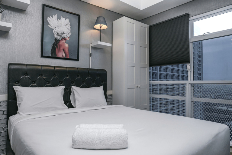 Modern New Furnished 2BR at Puri Mansion Apartment By Travelio, West Jakarta