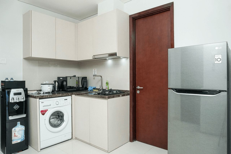 Fabulous 3BR Puri Mansion Apartment By Travelio, West Jakarta