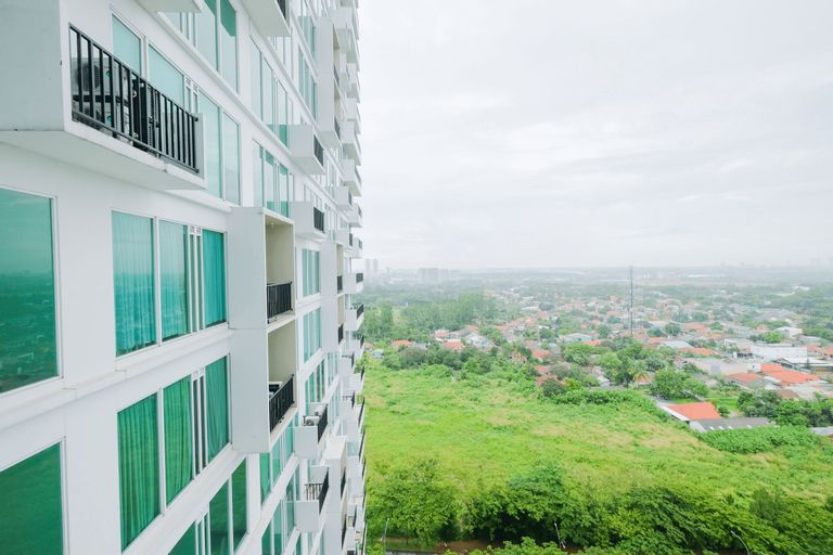 New Furnished 1BR @ Tree Park Apartment BSD By Travelio, Tangerang Selatan