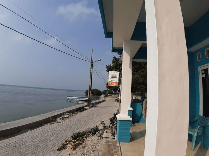 Ungu Homestay Pulau Pramuka, Kepulauan Seribu