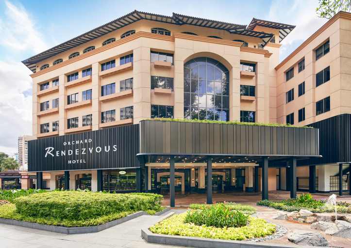 Orchard Rendezvous Hotel, Orchard