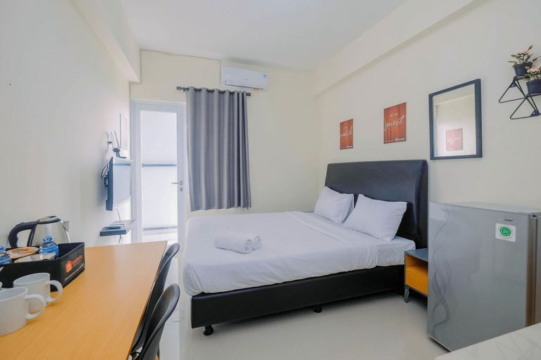 Minimalist Studio Apartment at Bogorienze Resort By Travelio, Bogor