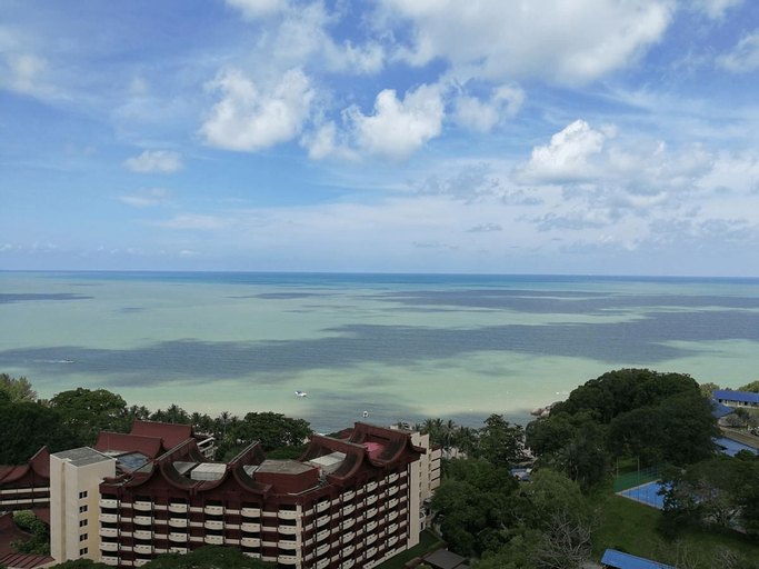 Green Ocean Seaview Apartment, Pulau Penang