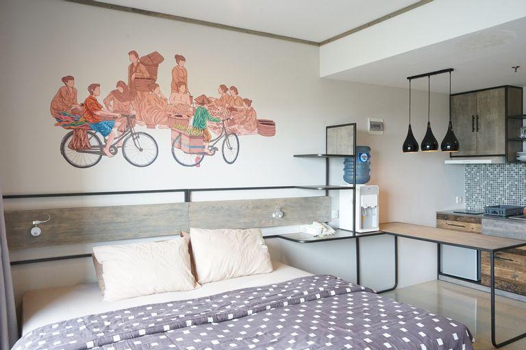 Suite Room on Student Park Apartment, Sleman