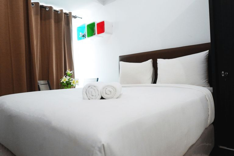 Easy Access Studio Apartment at Anderson Tower Supermall Mansion By Travelio, Surabaya