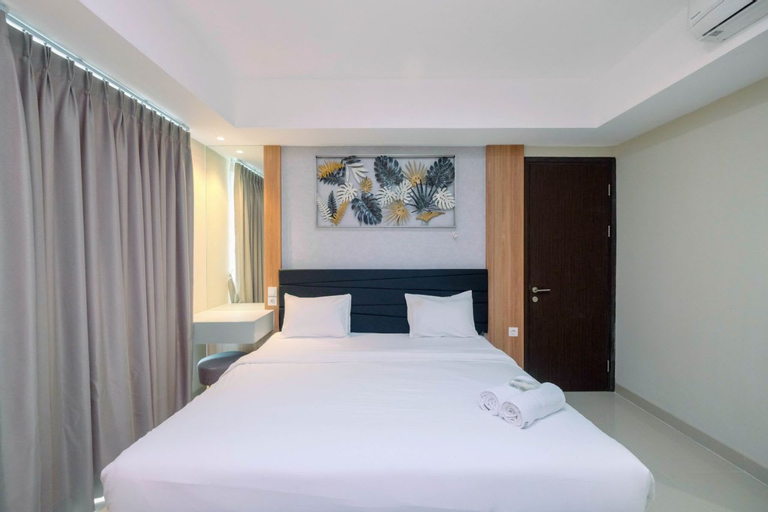Cozy 2BR Apartment at Nine Residence with City View By Travelio, South Jakarta