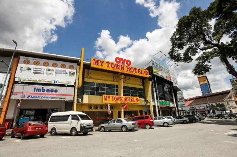 OYO 89470 My Town Hotel, Kinta